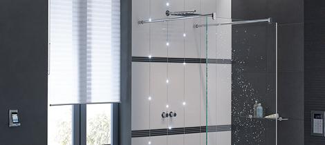 Carrelage lumineux carrelage a led blog carrelage for Carrelage adhesif salle de bain avec spot led etoile