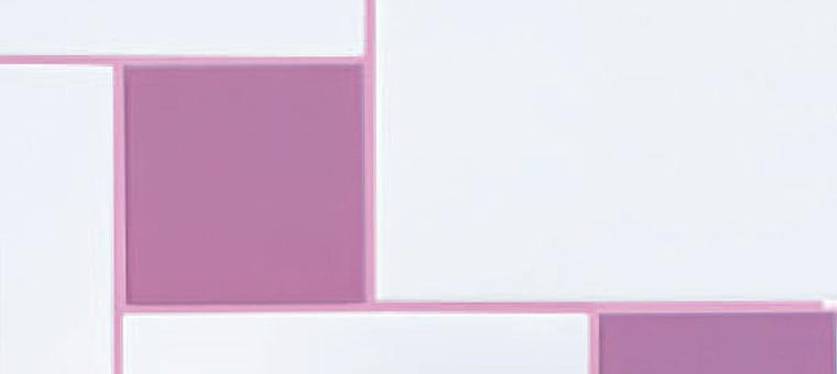 Nouvelle tendance joints carrelage de couleur blog for Carrelage couleur