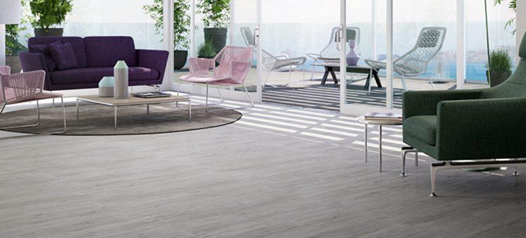 Carrelage imitation bois intérieur et extérieur Wood de Imola Ceramica