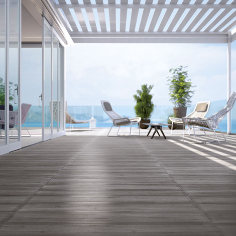 Beliebt Top 5 carrelage terrasse : imitation bois, pierre | Blog Carrelage UQ88