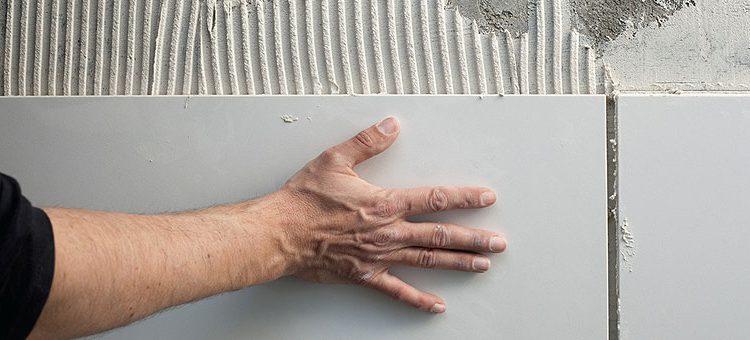 Pose carrelage mural
