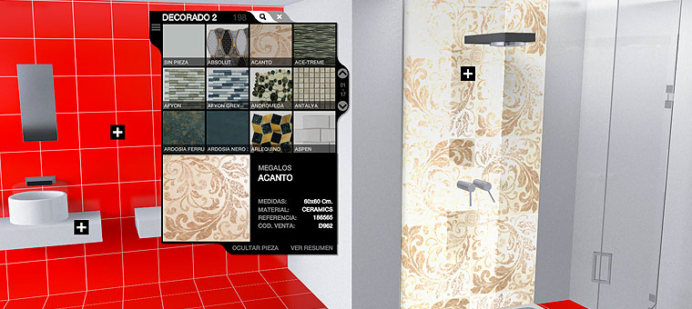 Outil visualisation carrelage en 3d de dune blog carrelage for Outil 3d