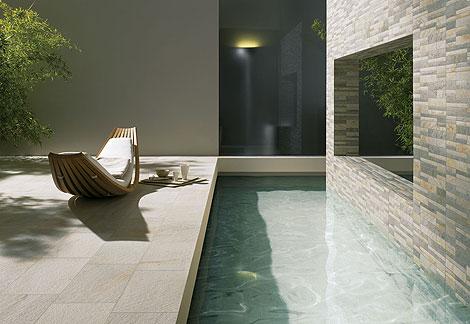Carrelage piscine Alpi de Imola