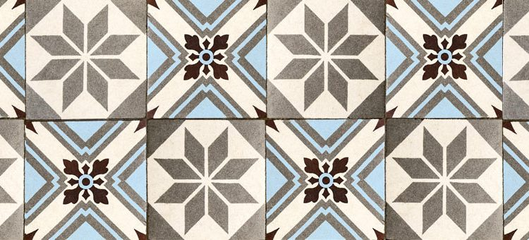 Carrelage ciment l 39 effet r tro chez vous blog carrelage for Carrelage a la mode