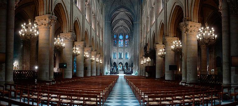 carrelage Cathédrale Notre-Dame