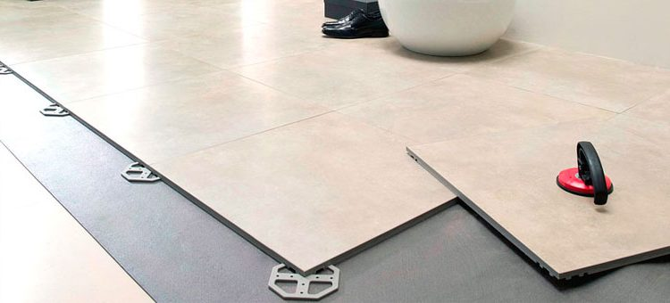 Carrelage design carrelage clipsable moderne design for Carrelage a clipser