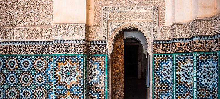carrelage mural marocain