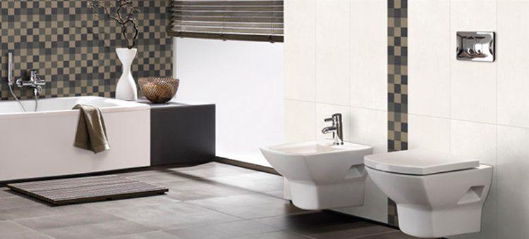 5 carrelages pour WC originaux | Blog Carrelage