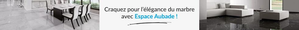 Publicité Espace Aubade