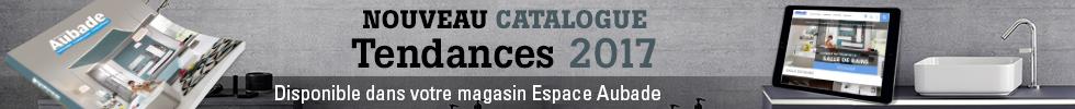 Cammander le catalogue Espace Aubade 2017