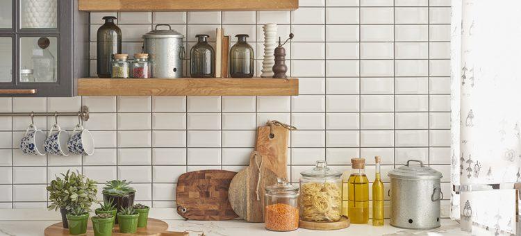 Cr dence de cuisine comment choisir blog carrelage for Carrelage credence cuisine