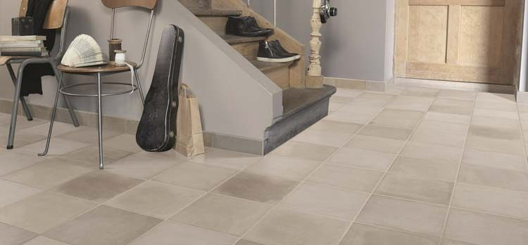 Carrelage style rustique image d'ambiance