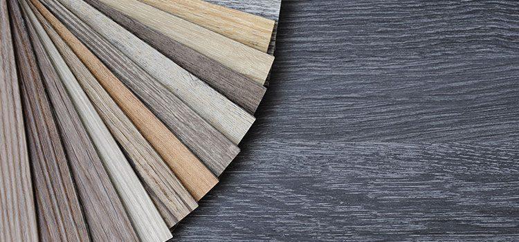 Palette de couleurs carrelage imitation bois