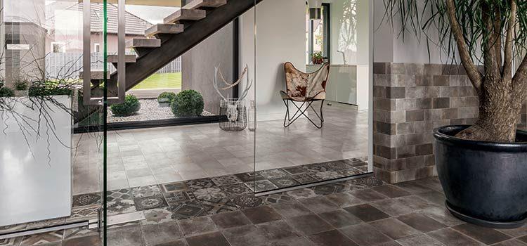 Carreaux azulejo dans un salon