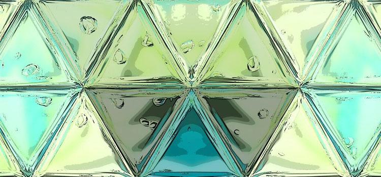 Dalle en verre