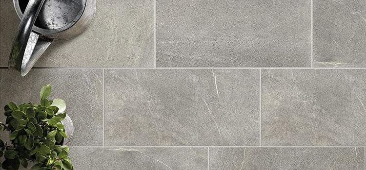 carrelage exterieur de couleur gris